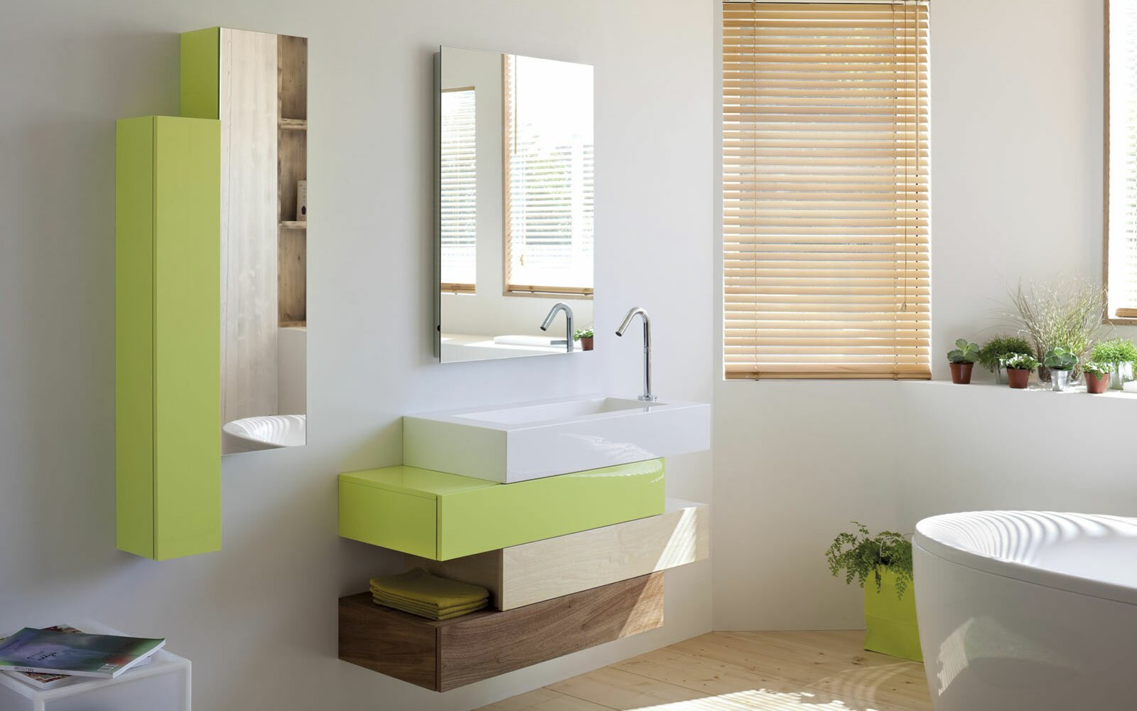 Decoration Chambre Zen Bambou : Top modern bathroom design examples mostbeautifulthings
