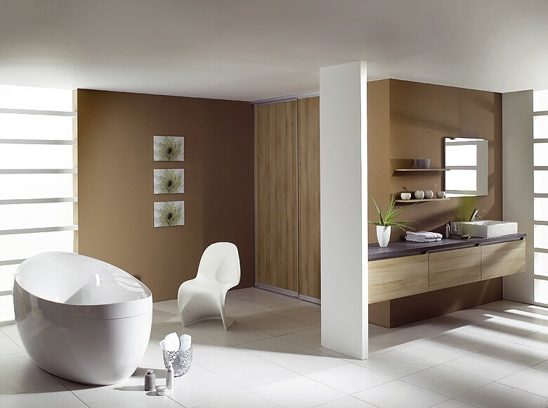 Bathrooms Designs Beautiful House - Modern-bathroom-designs