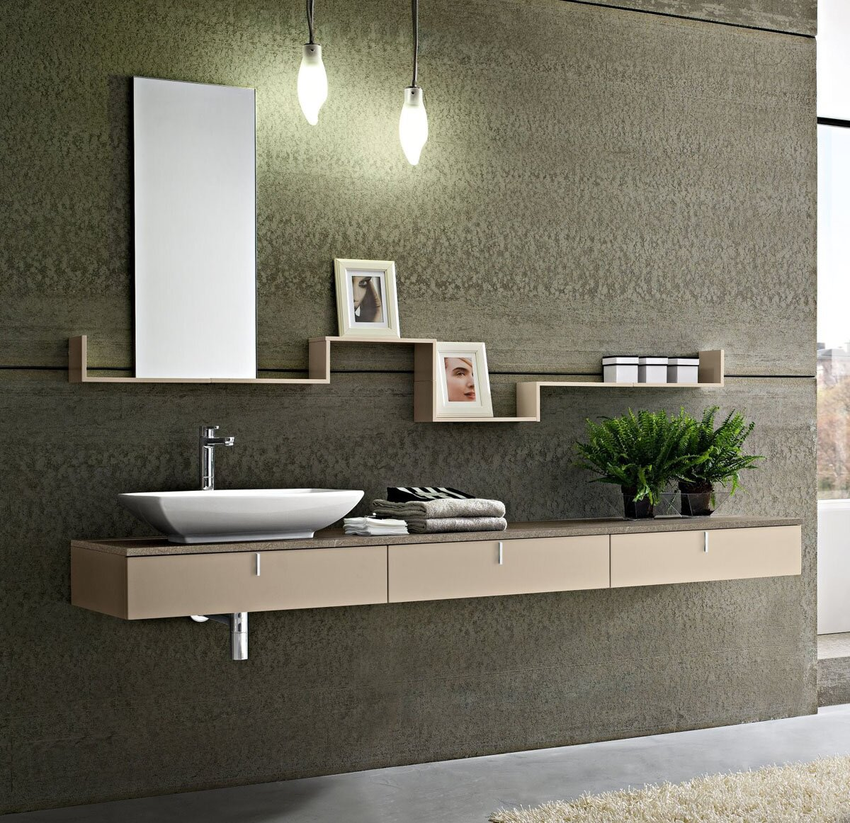 Bathroom Cabinets And Vanities Design : Top designs of modern bathroom vanities