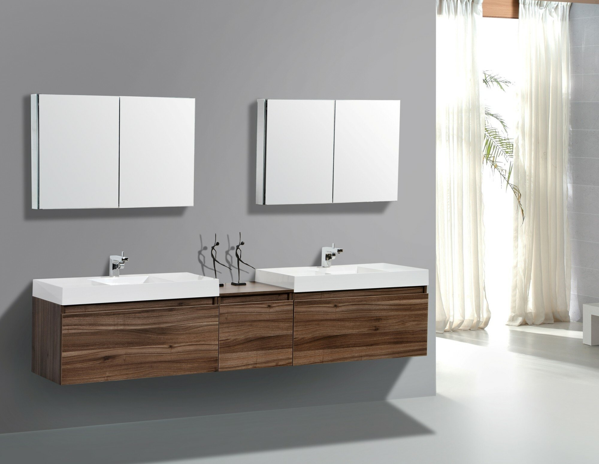Bathroom Vanity Modern top 23 designs of modern bathroom vanities | mostbeautifulthings
