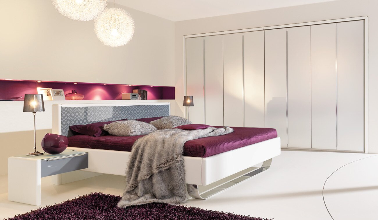 modern bedroom designs 13 - Schlafzimmer Design Modern