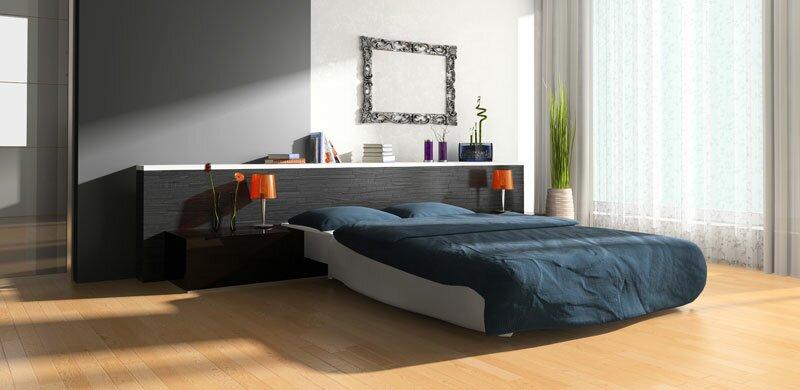 top 24 examples of modern bedroom designs. Black Bedroom Furniture Sets. Home Design Ideas