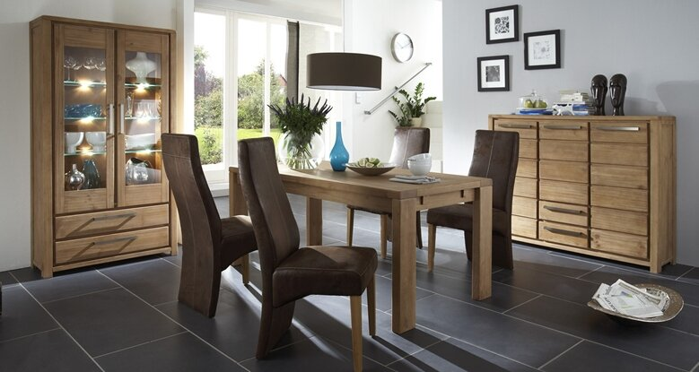 23 Modern Dining Room Examples With Photos | MostBeautifulThings