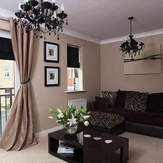 Modern living room ideas with 19 decor photos for Pretty living room ideas