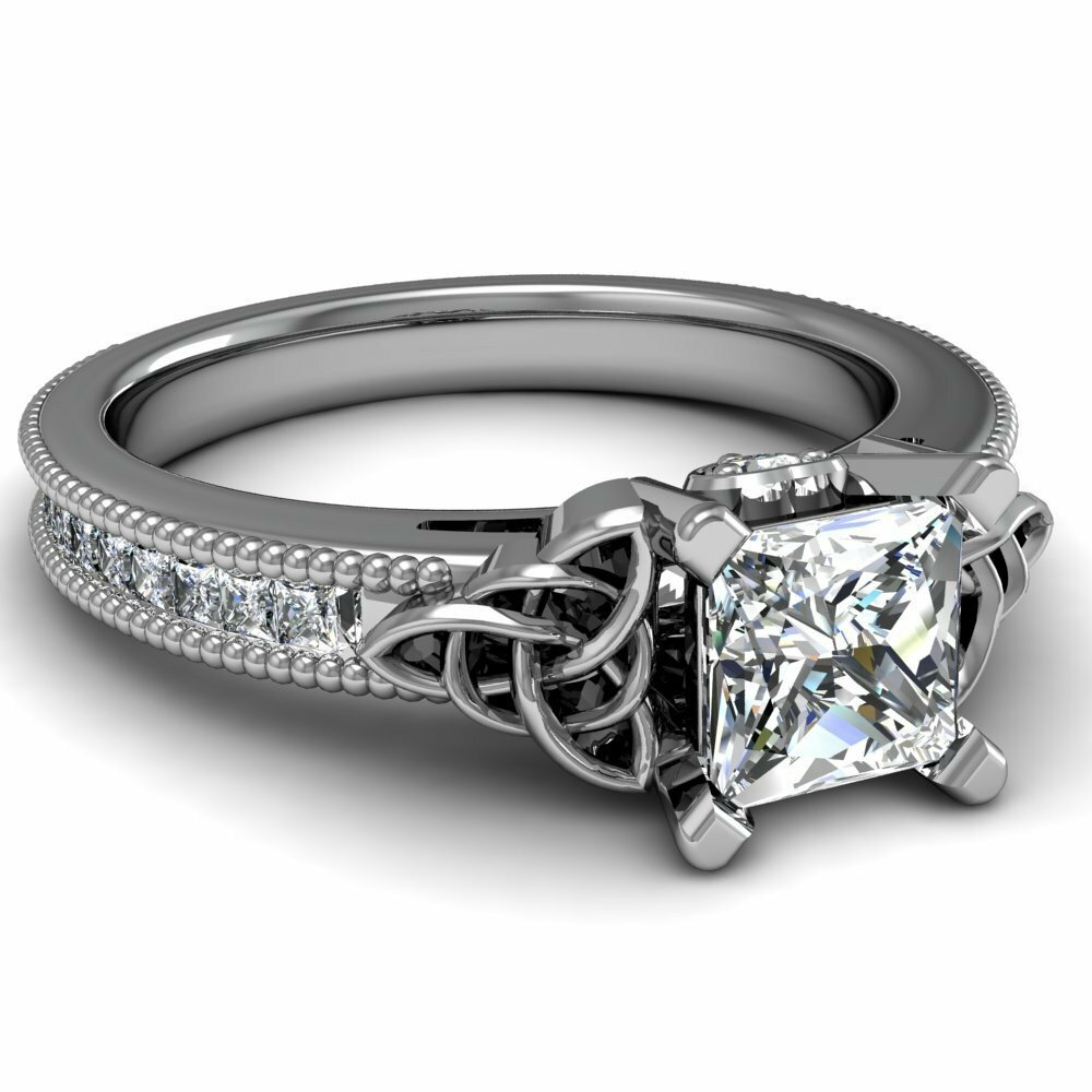 princess cut diamond rings 11