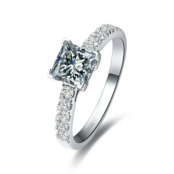 princess cut diamond rings 16