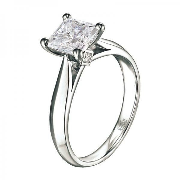 princess cut diamond rings 6