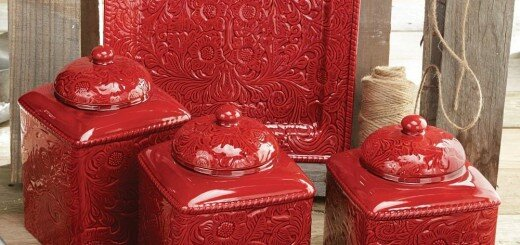 red kitchen accessories 4