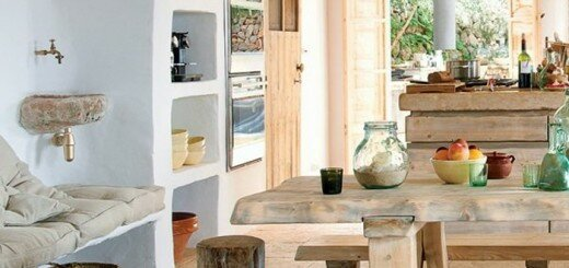 rustic home decor 23