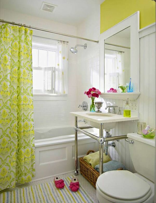 17 small bathroom ideas with photos mostbeautifulthings for Pretty bathrooms