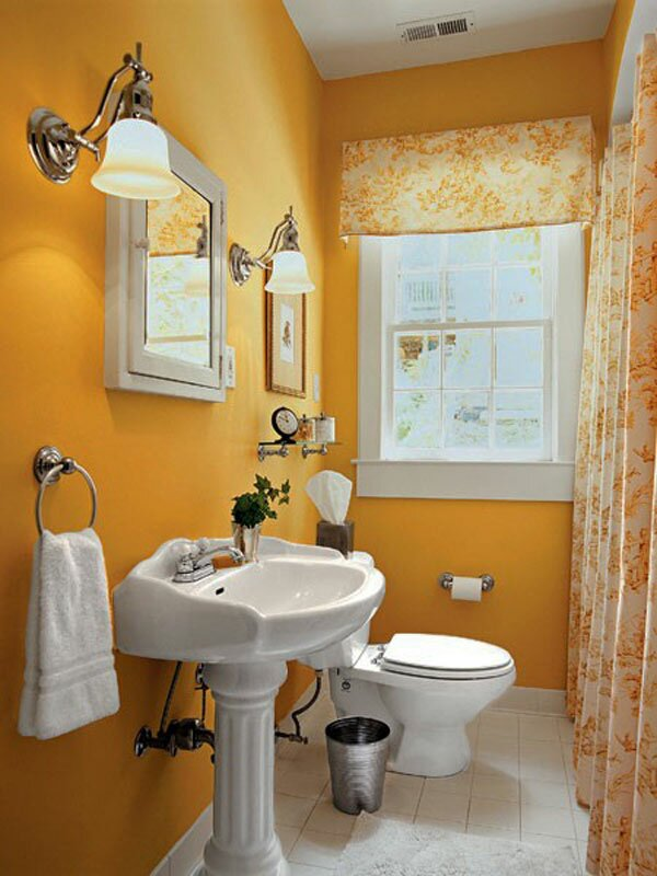 17 Small Bathroom Ideas With Photos | Mostbeautifulthings