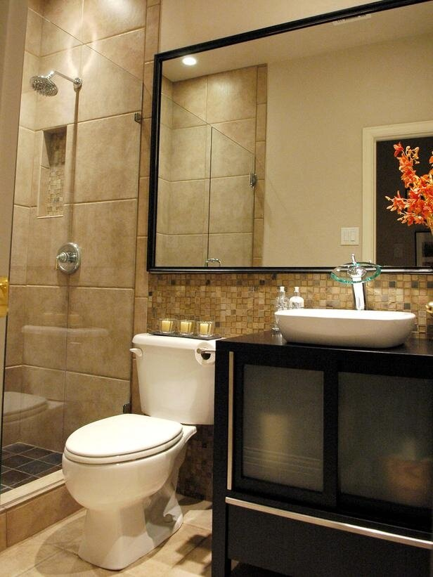 bathroom designs on a budget 17 small bathroom ideas with photos mostbeautifulthings 22986