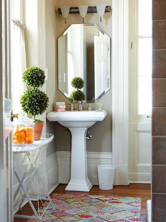 Small Bathroom Ideas - 4 - Pelfind