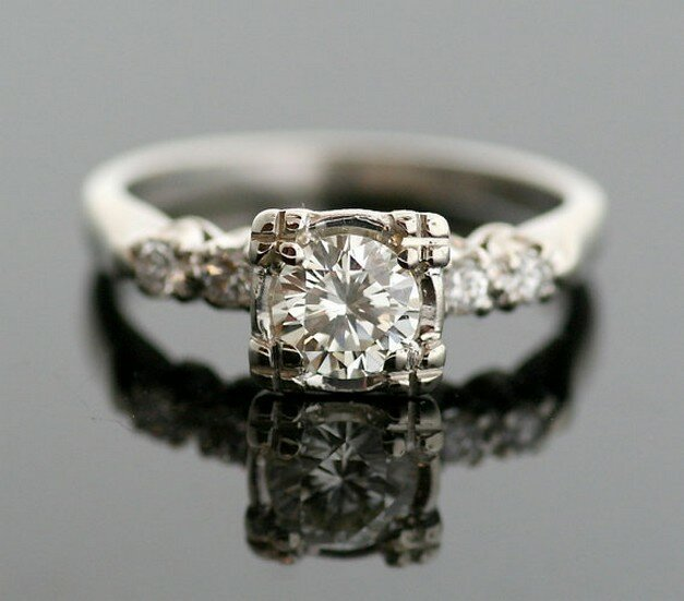 top 15 designs of vintage wedding rings mostbeautifulthings