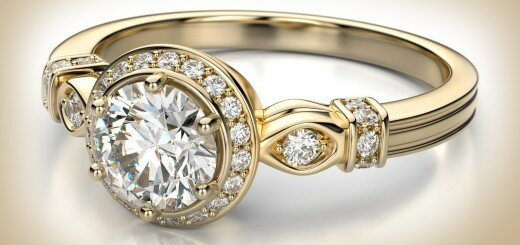 vintage wedding rings 25