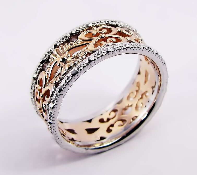 Beauty Wedding Rings Ring Designs Beautiful