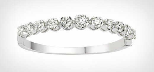 white gold diamond bracelet 25