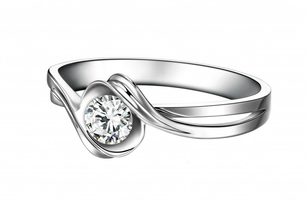 white gold diamond rings 11