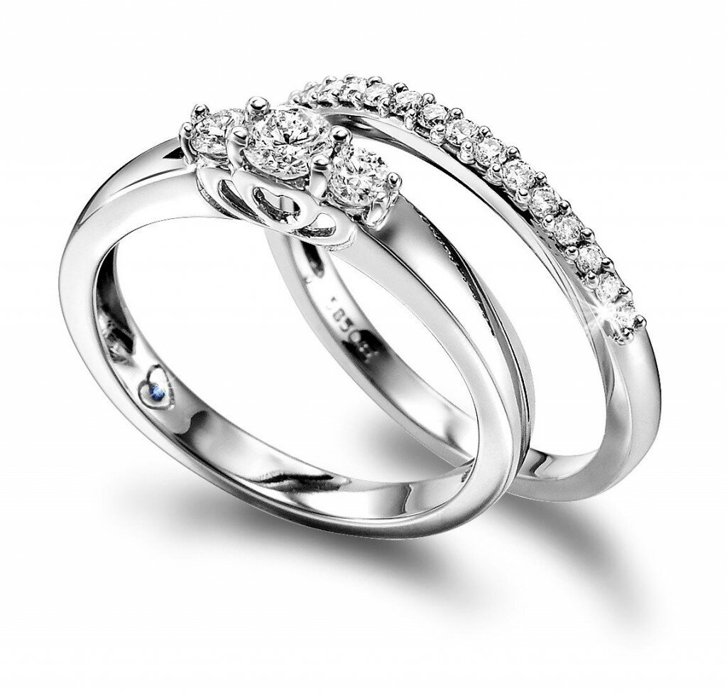 white gold diamond rings 14