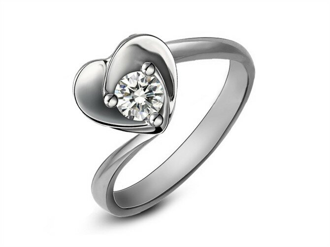 white gold diamond rings 17
