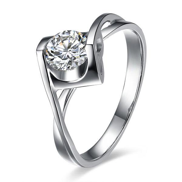white gold diamond rings 7