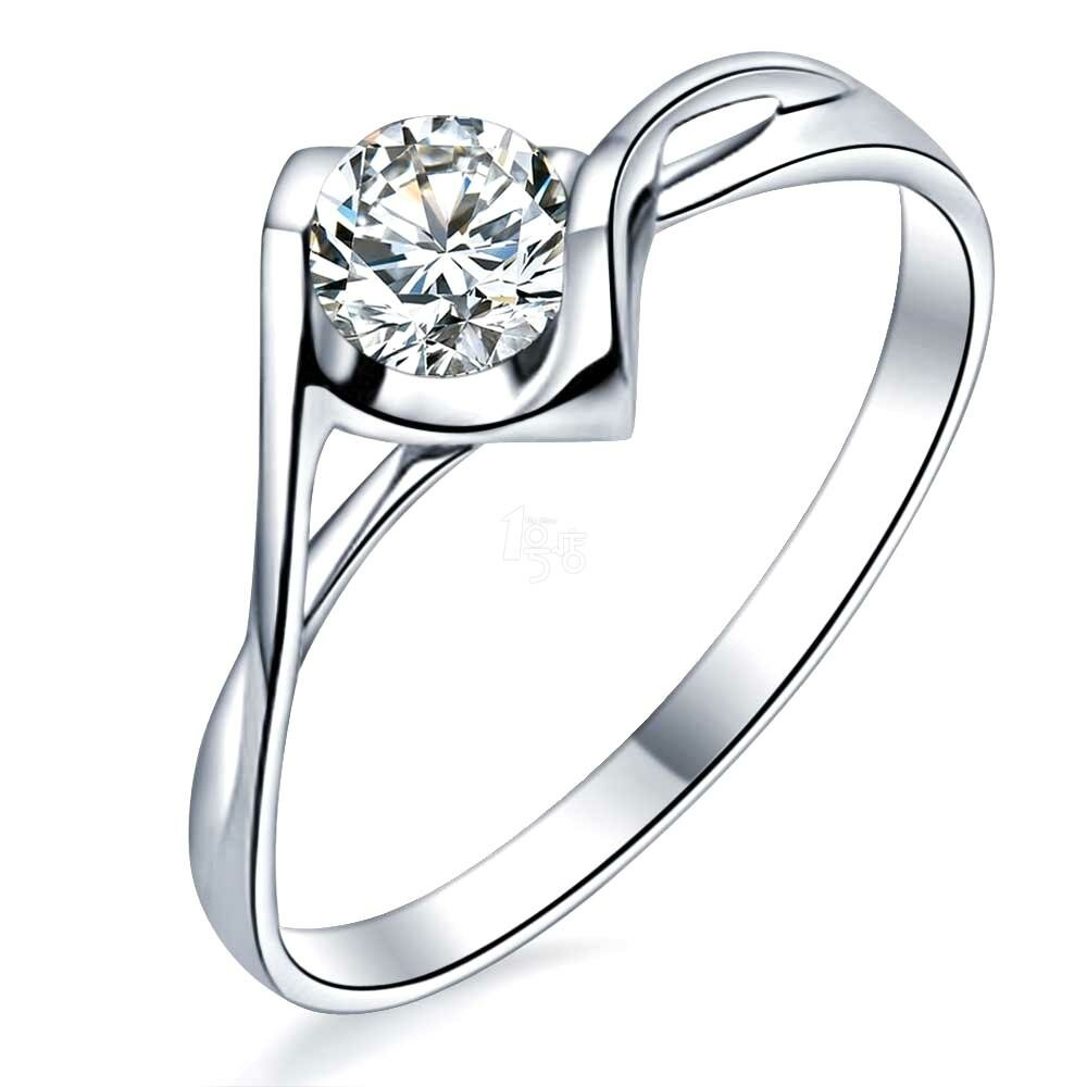 white gold diamond rings 9