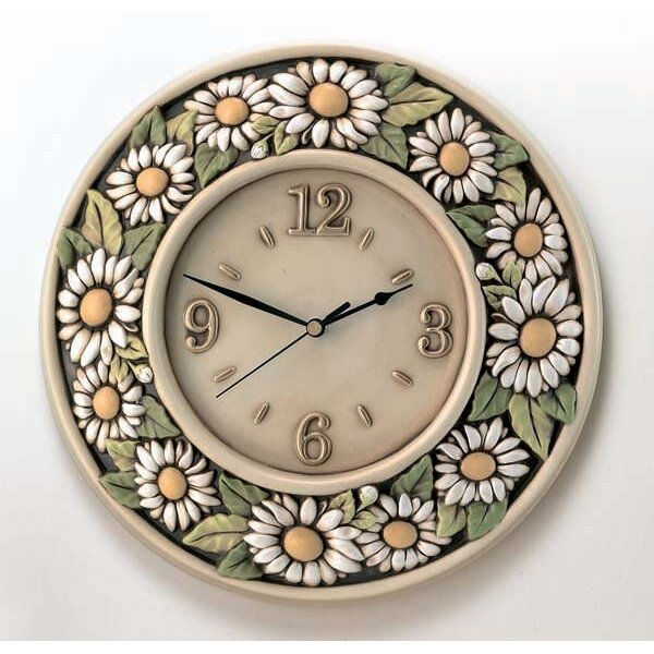 24 Beautiful Kitchen Wall Clocks