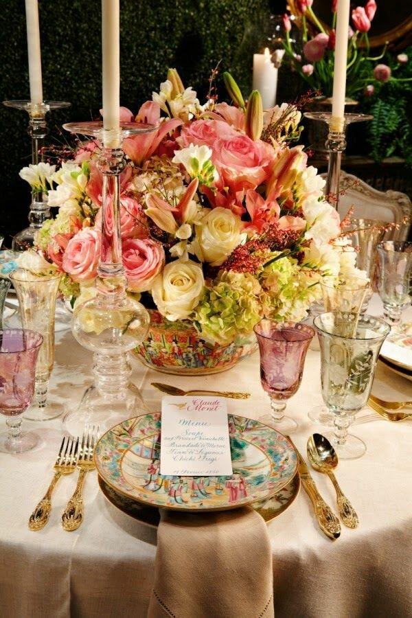 Wonderful Table Decors