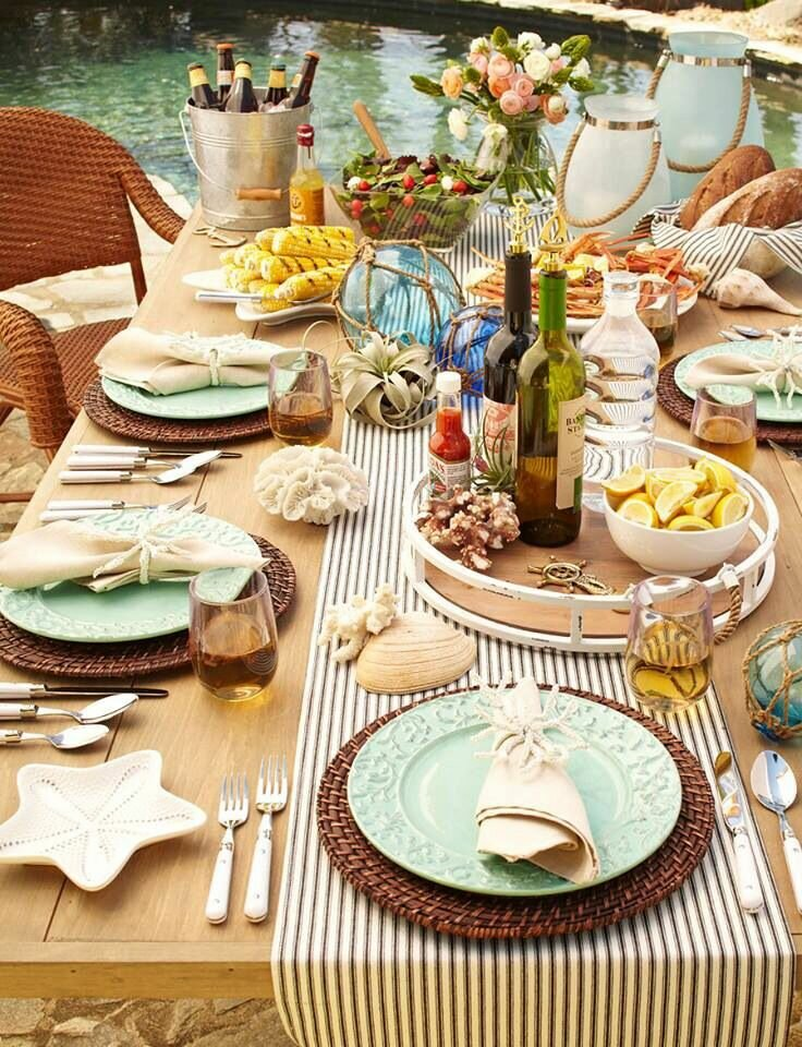 Sample Table Setting - thanksgiving table setting and decorating ...