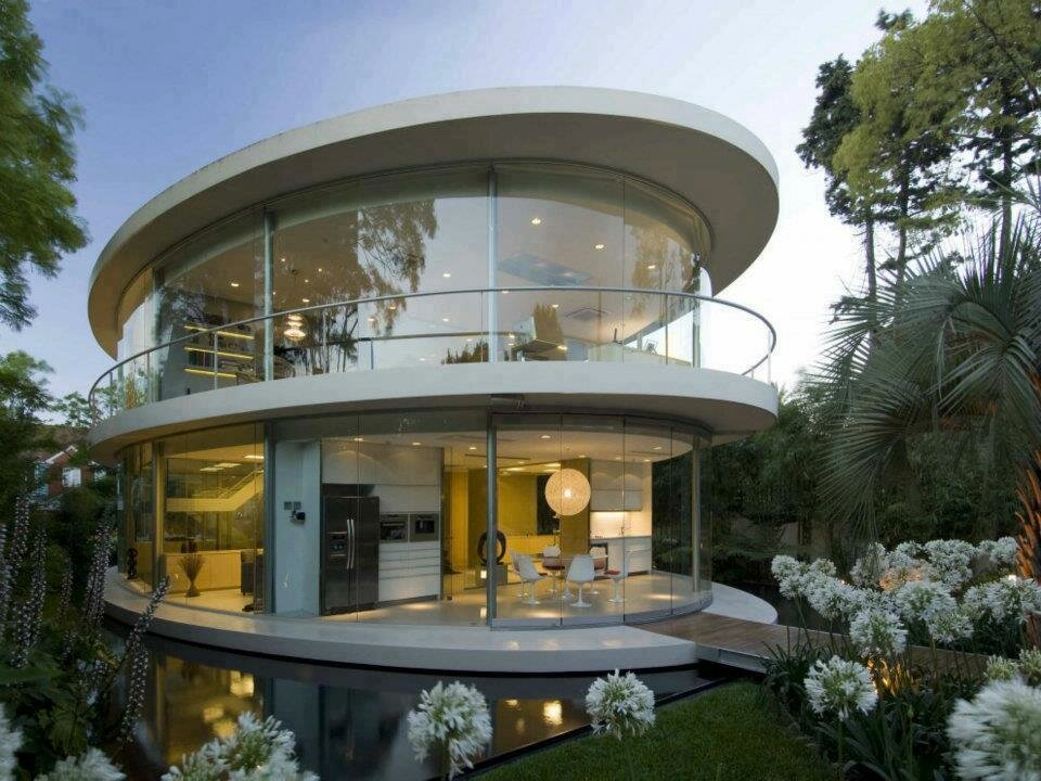 The 21 most interesting home designs mostbeautifulthings for Interesting house designs