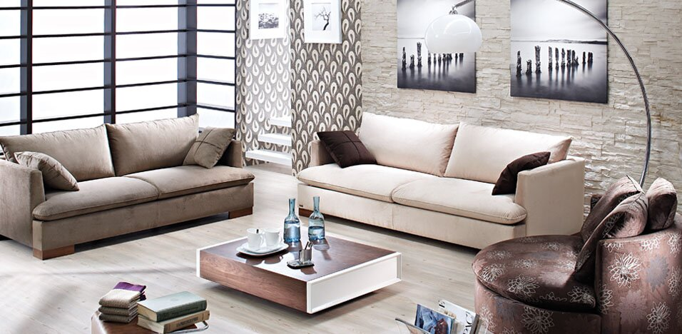 Modern Lounge Decor