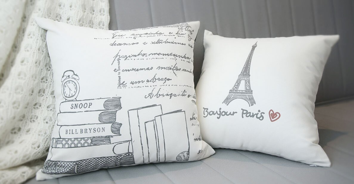 Beautiful Pillow Design Ideas With Example Pics