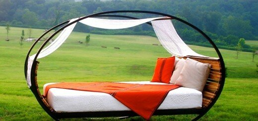 rocking bed designs
