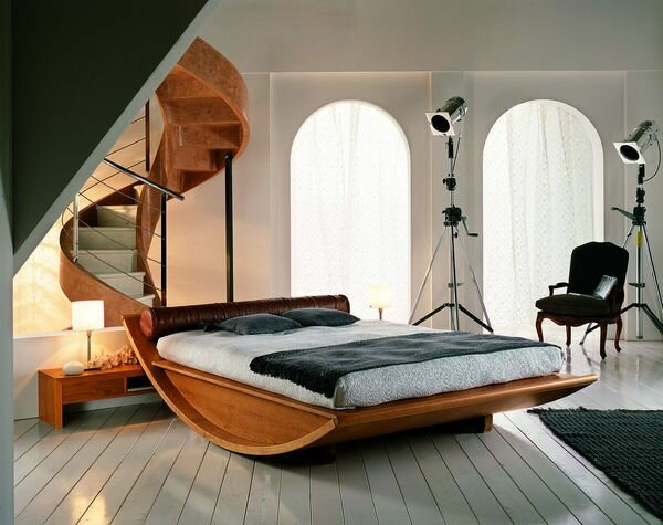 rocking bed designs & Top 14 Rocking Bed Designs For Comfort Lovers   MostBeautifulThings