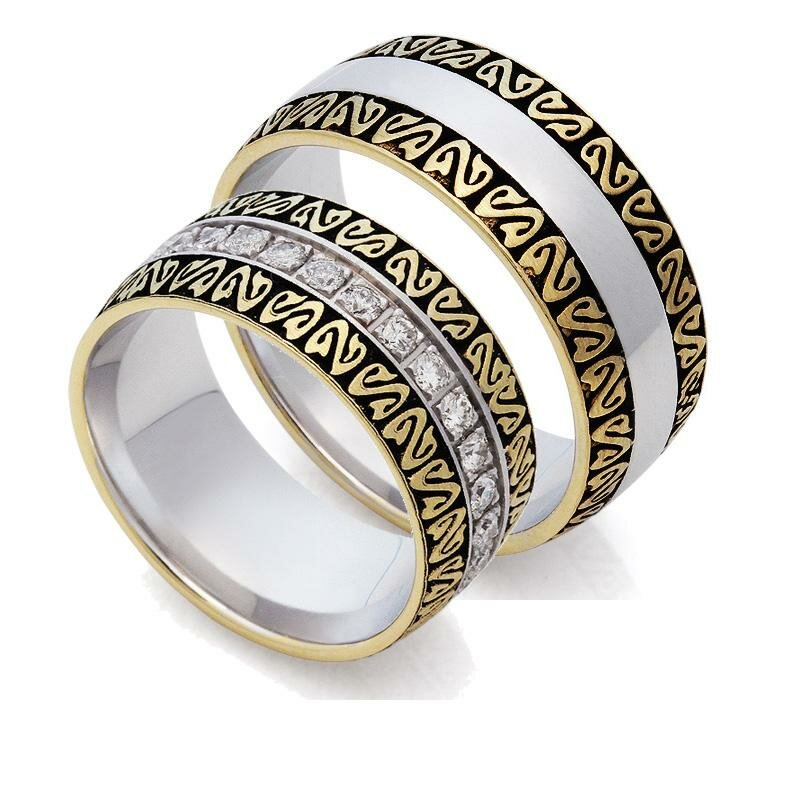 The 15 Most Beautiful Wedding Ring Designs MostBeautifulThings