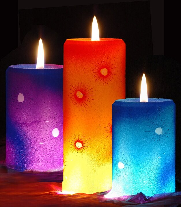 15 Decorative Candle Designs That You Will Like