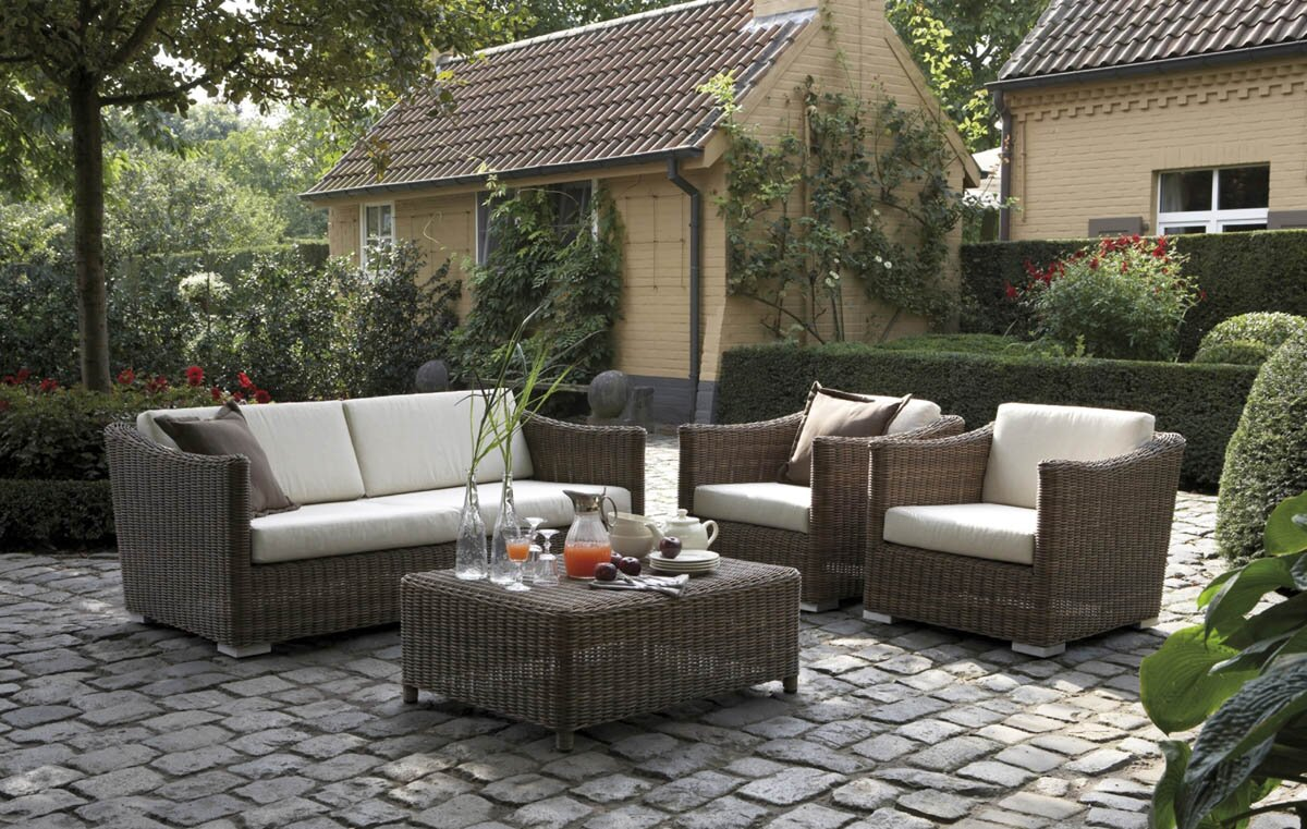 Top 24 Garden Furniture Designs Of All Time Mostbeautifulthings # Muebles Top Garden