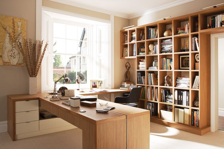 The 18 best home office design ideas with photos for Home office decor pictures