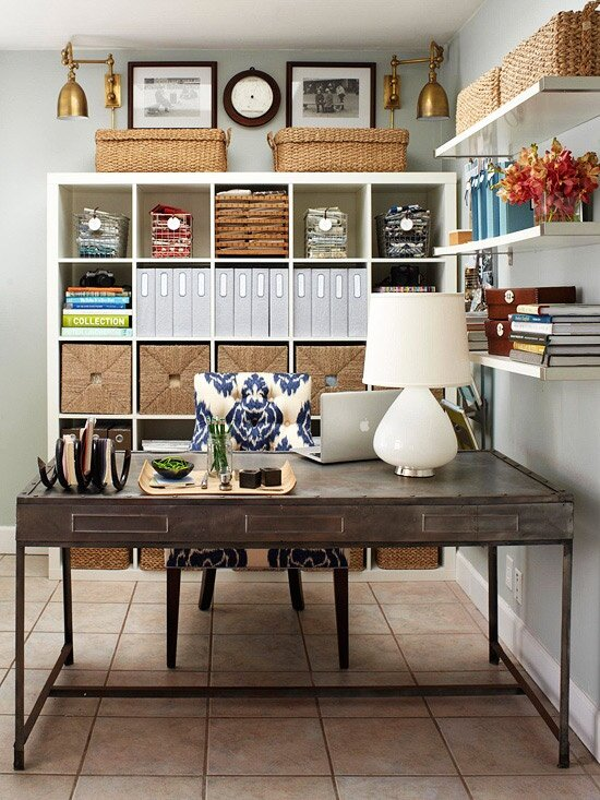The 18 Best Home Office Design Ideas With Photos | MostBeautifulThings
