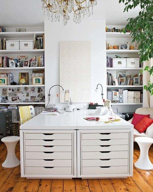 Home Office Decor And Photos