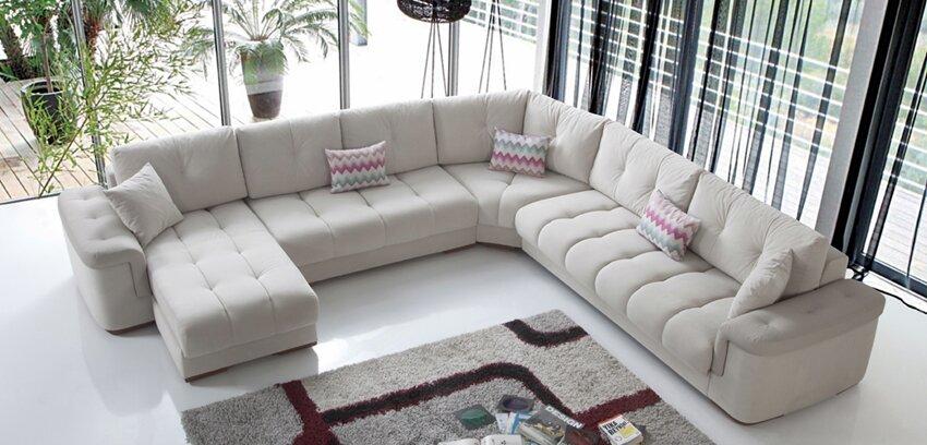 the 17 most beautiful corner sofa designs