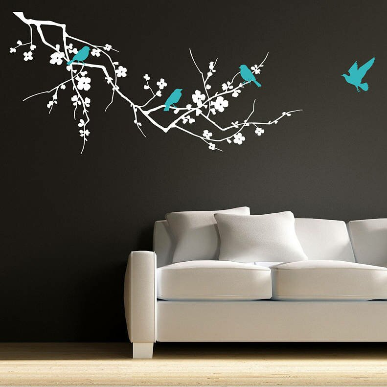 Wall Designs Stickers 28+ [ wall designs stickers ] | 50 beautiful designs of wall