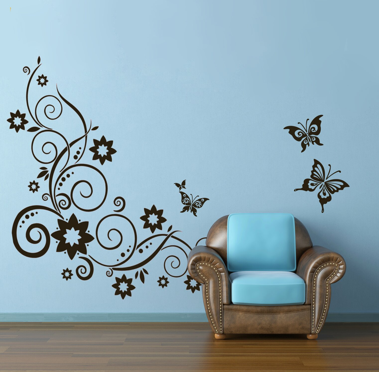 Room Decor Wall Stickers The 15 Most Beautiful Wall Stickers Mostbeautifulthings