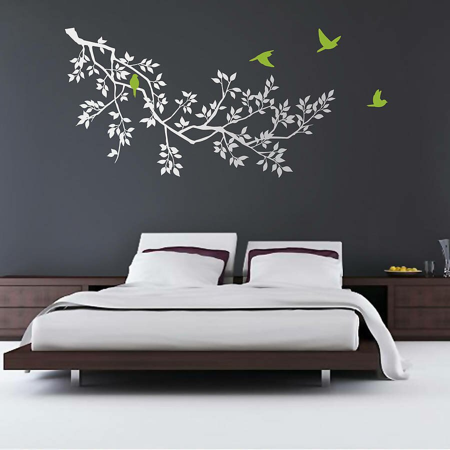 The 15 most beautiful wall stickers mostbeautifulthings for Design wall mural