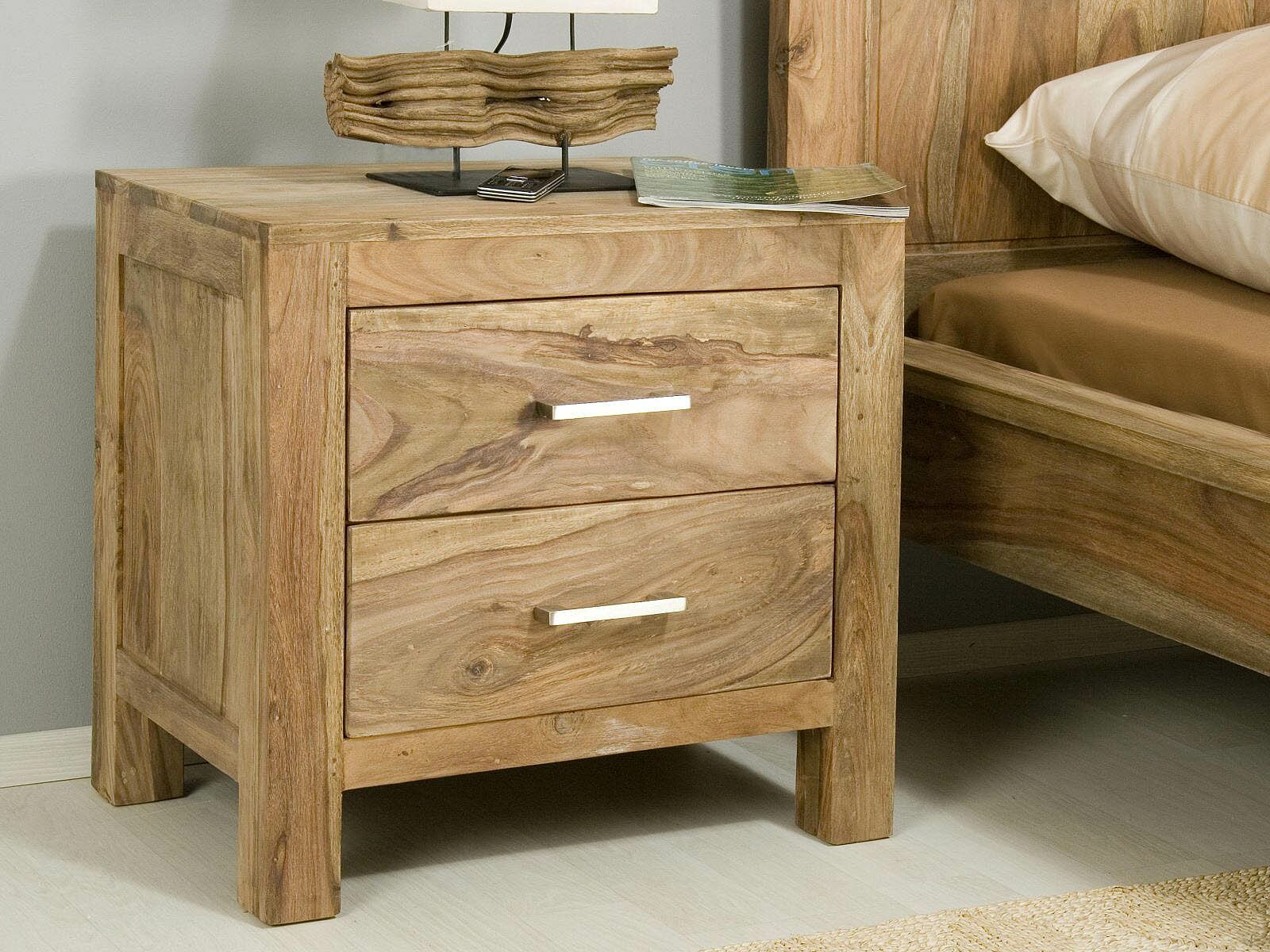 32 Great Designed Nightstands With Photos | MostBeautifulThings
