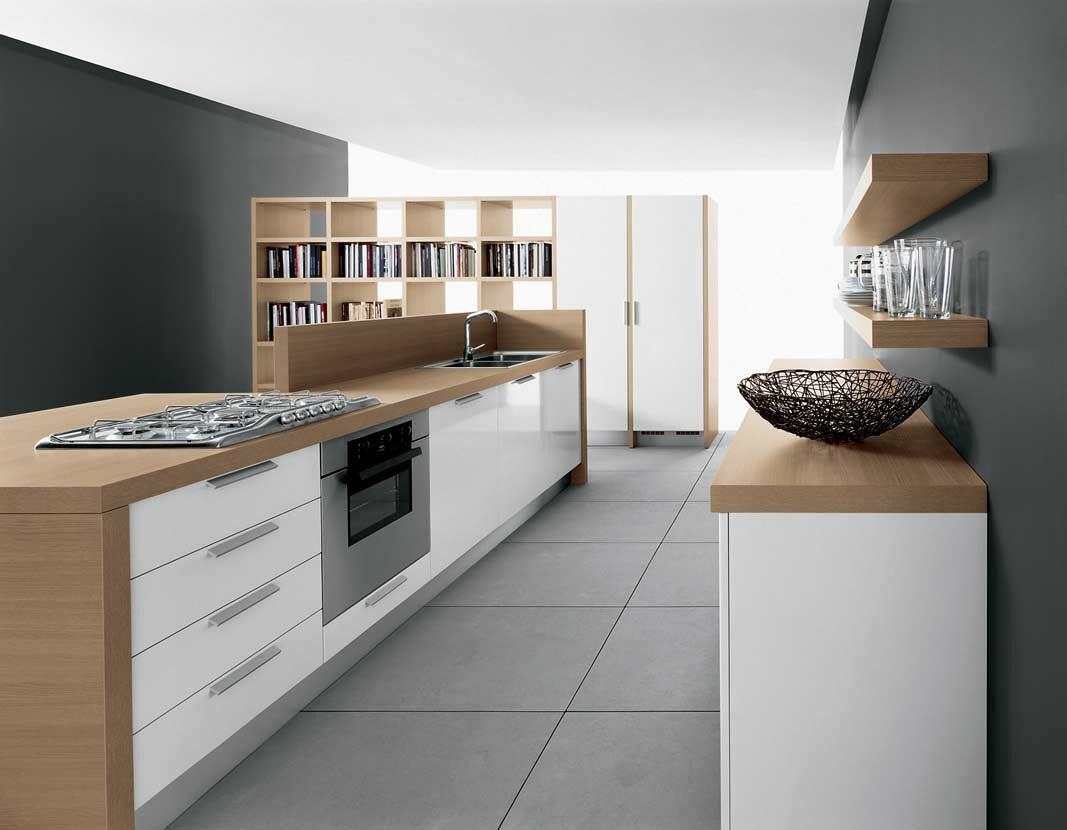 kitchen layout ideas trendy and new kitchen designs in 17 example pics 11067