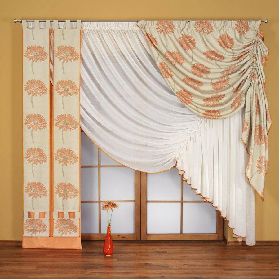 Сшить шторы пошаговое фото