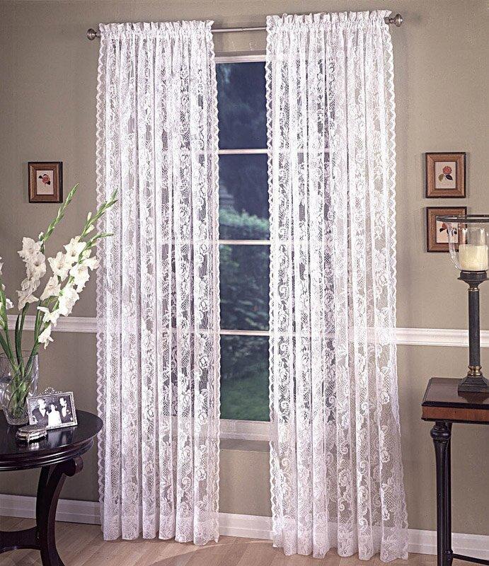 Sheer Curtains 2