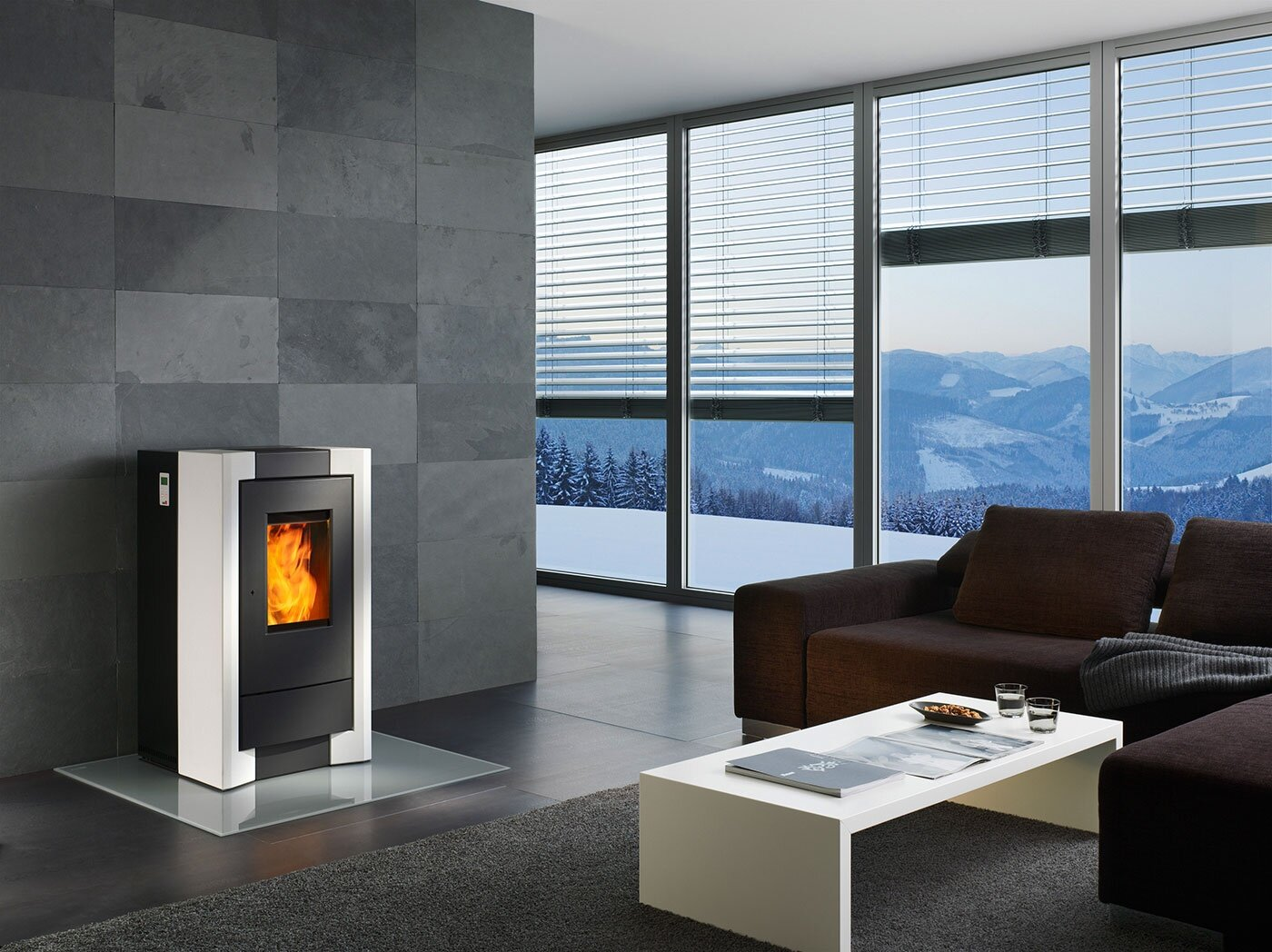 Top 15 Trendy And Modern Fireplace Designs ...