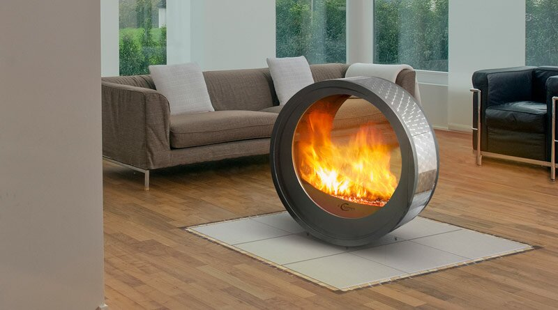 Top 15 trendy and modern fireplace designs mostbeautifulthings - Stunning contemporary fireplace designs ...